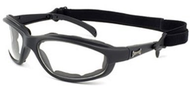 Powersports Motorcycle Ski and Snow Goggles (Clear), Outdoor Stuffs