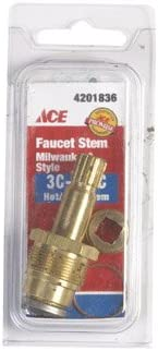 ACE FAUCET STEM For Milwaukee faucets