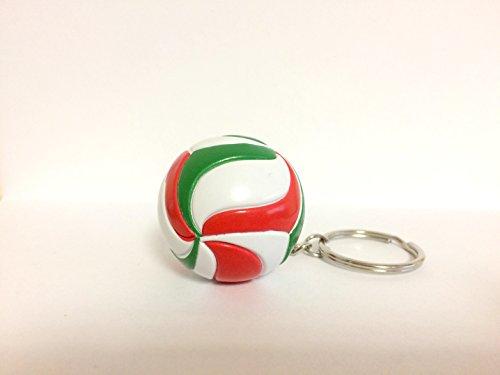Gadgets Volley Blanc ball Bkstuff Vert Sportifs Porte clés Rouge Balle BCrdxeo