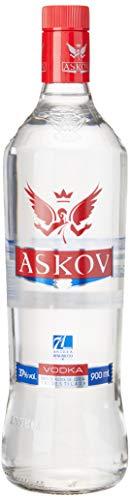 Vodka Askov Natural 900Ml