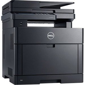 Dell S2825cdn Laser Multifunction Printer - Color - Plain Pa
