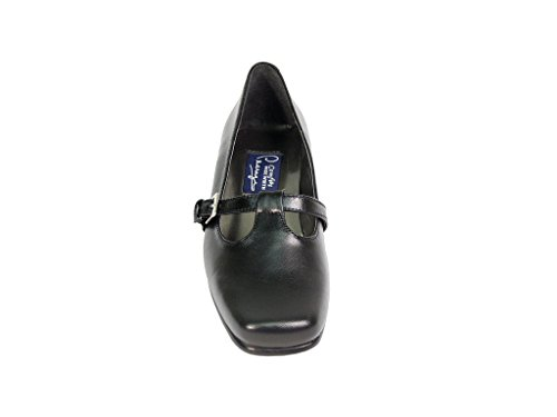 76032882670b hot sale FIC PEERAGE Iris Women Wide Width Leather Dress Shoe for All  Occasions (Size