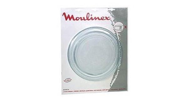Whirlpool-Plato giratorio para horno microondas moulinex adm7c1: Amazon.es: Hogar