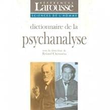 Dict.de La Psychanalyse