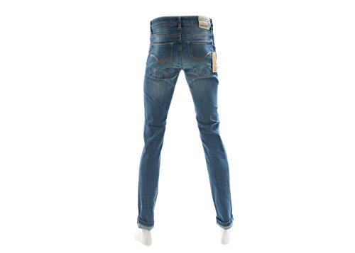 Denim Vestibilità Ottima 5 Strech Stone Unico Tasche In Justglam J Blach Jeans rodino Uomo 44 Italy Made 0w8nSaxB
