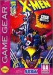 X Men sega game gear