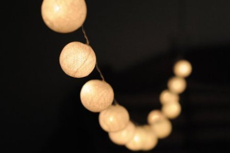 20/set Asian Thai Handmade White Yarn Cotton Ball String Light Decor,Christmas , Party , Yard Garden Decorative Lamp Display from - Ultra Pro Mini Helmet