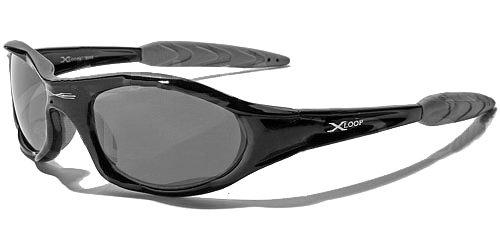 X-Loop Lunettes de Soleil - Sport - Cyclisme - Ski - Running - Moto / Mod. 2044 Noir / Taille Unique Adulte s4IyCKPefP