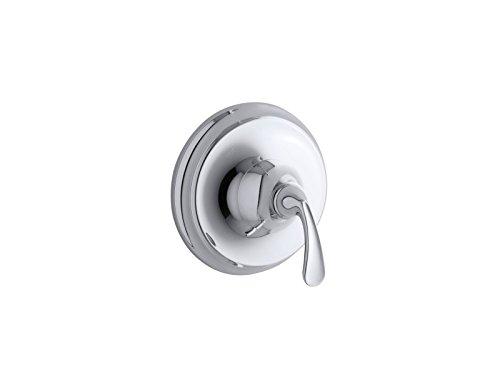(KOHLER TS10277-4-CP Forté(R) Sculpted Rite-Temp(R) valve trim)