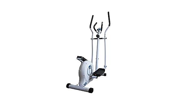 Ixo Sport 401 Bicicleta elíptica para Adulto, Color Blanco ...