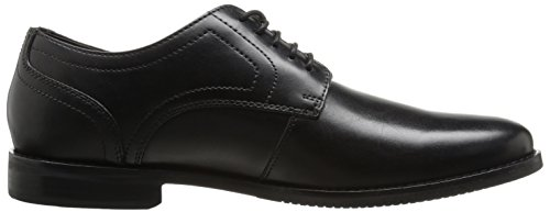 Men's Black Oxford Plain Toe Rockport Style Purpose 7CSd7q