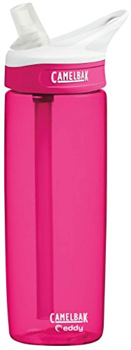 Camelbak Eddy Water Bottle 0.6L (20oz) - Dragonfruit Pink