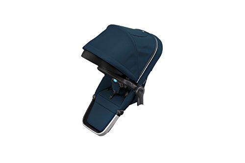 Thule Sleek Sibling Seat, Navy Blue