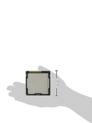 Intel Core i5-2400 Quad-Core Processor 3.1 GHz 6 MB Cache LGA 1155 - BX80623I52400 by Intel (Image #2)