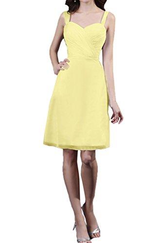 Missdressy - Vestido - para mujer Beige