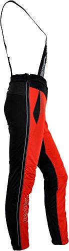 silvini Mujer Deporte Pantalón Pro Forma, 3212de wp323 Rojo - rojo
