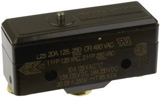 LINEMASTER 534-SS FOOT SWITCH