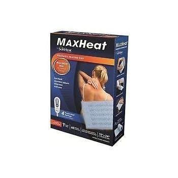 SoftHeat MaxHeat Washable Heating Pad 12