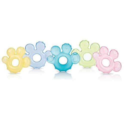 Nuby Water Filled Hand Teether Case Pack 48