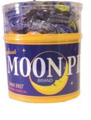 Pie Moon (Original MoonPie 36-Count Mini MoonPie Tub (Chocolate/Banana/Vanilla))