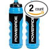2551427ad7 Amazon.com : Powerade Squeeze Water Bottle 24 oz, 2 Piece : Sports ...