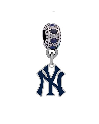 New York Yankees Logo Charm