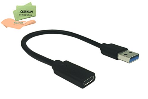 usb type a male to type b female - 6