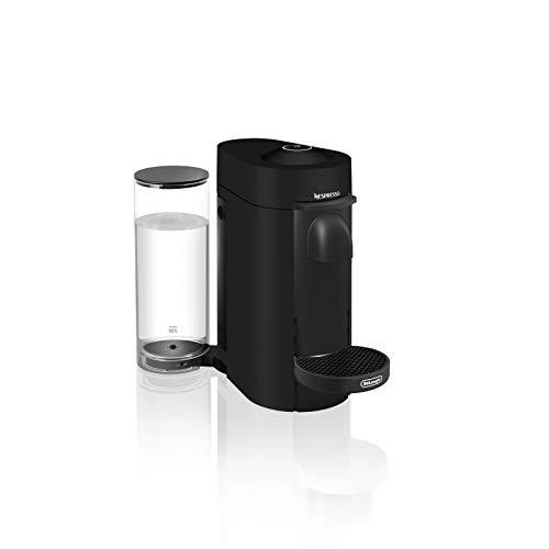 Nespresso VertuoPlus Coffee and Espresso Maker by De'Longhi, Limited Edition Black Matte ()