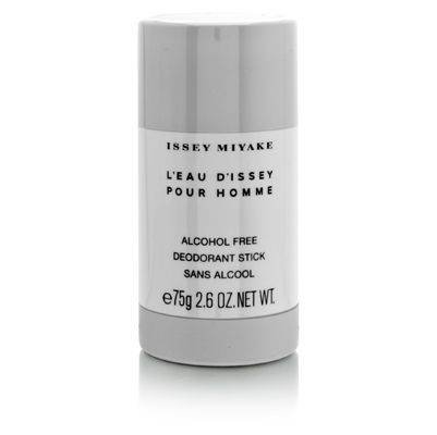 L'eau d'Issey Pour Homme by Issey Miyake 2.6 oz Deodorant Stick Alcohol Free (Best Alcohol For Men)