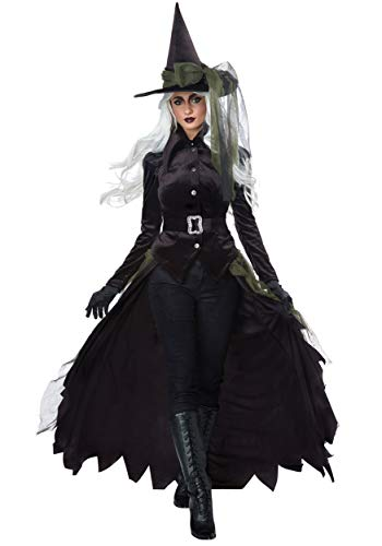 Ulala Costumes - California Costumes Women's Gothic Witch-Adult Costume,