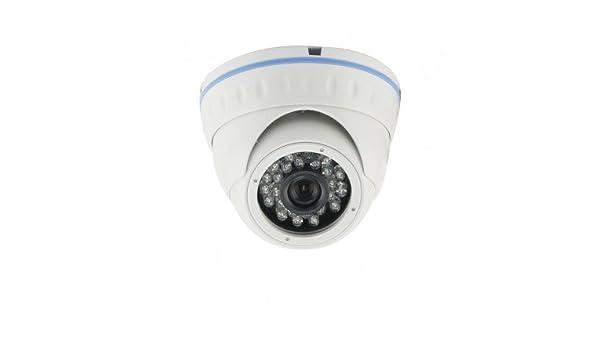 Sony CCD - cámara Domo Interior 1000 líneas 3,6 mm 1.3 megapixels - cam-442: Amazon.es: Bricolaje y herramientas