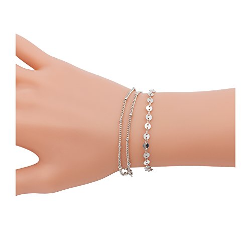 Boosic Multi Bracelets Minimalist Jewelry