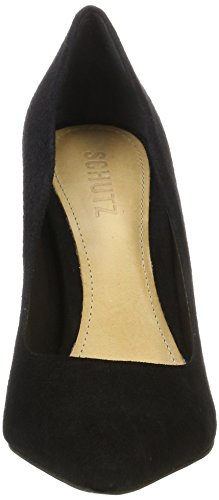 Schutz Women's S2-02360001 Closed Toe Heels Black (Black Black) free shipping get to buy low shipping cheap price free shipping big discount nicekicks sale online cheap sale clearance store ztjNtr