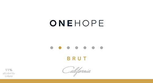 NV ONEHOPE California Brut Sparkling 750 mL