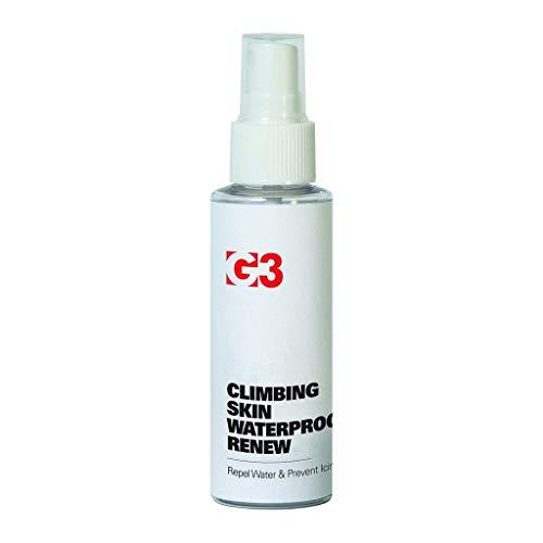 G3 Waterproof Renew Spray One Size, One Size - Telemark Climbing Skins