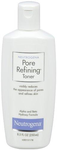 Neutrogena Pore Refining Toner, Pore Cleanser, 8.5 Fl. Oz.