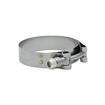 Vibrant 2793 Stainless Steel T-Bolt Clamp: Automotive