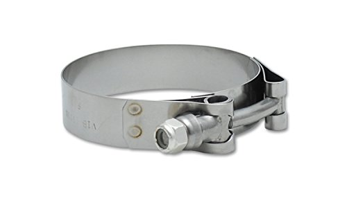 Price comparison product image Vibrant 2798 Stainless Steel T-Bolt Clamp