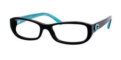 Gucci Eyeglasses GG 3202 BLACK QI1 - For Gucci Women Eyeglasses