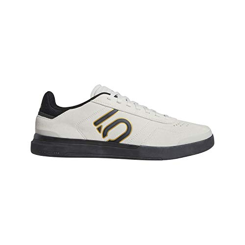 1424a6fc08c826 Five Ten Sleuth DLX Mens Mountain Bike Shoe Grey One/Black/Matte Gold, Size  11