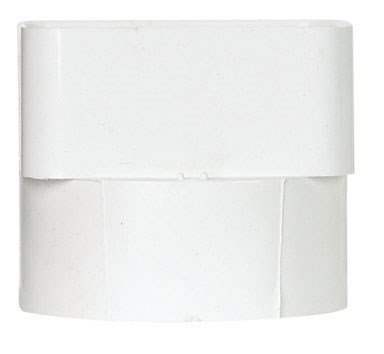 (Genova 45344 PVC Sewer & Drain Downspout Adapter, 3x4-Inches)