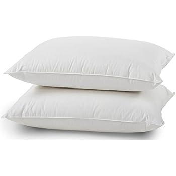 Amazon Com Luxuredown Superior White Goose Down Pillow