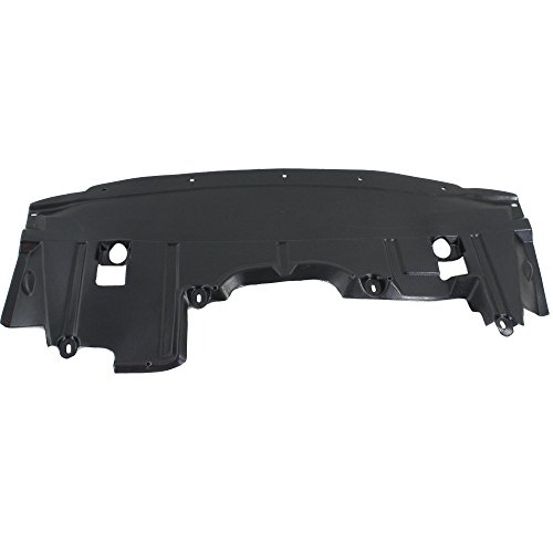 (Engine Splash Shield Plastic Engine Under Cover Front compatible with Nissan Altima)