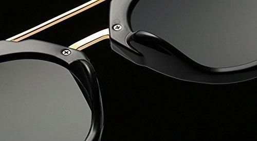 Espejo Sol Sol Gafas Solar Impermeable antideflagrante Sol Material Protección F de para conducción PC WrrZU4g