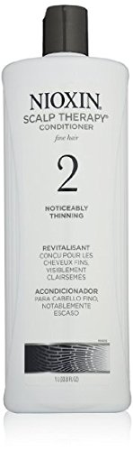 Système 2, Nioxin Scalp Therapy Conditioner (sensiblement éclaircie), once 33,8