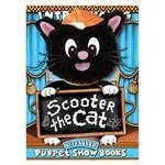 Scooter The Cat: Puppet Show Books [[Hardcover] (Cat Puppet Show Book)
