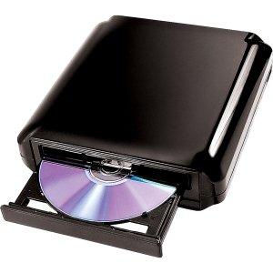 I/OMagic IDVD24DLE External DVD-Writer. DVDRW DRIVE 24X EXT
