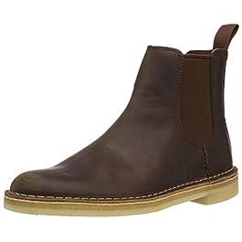 CLARKS Men's Desert Peak Chelsea Boot