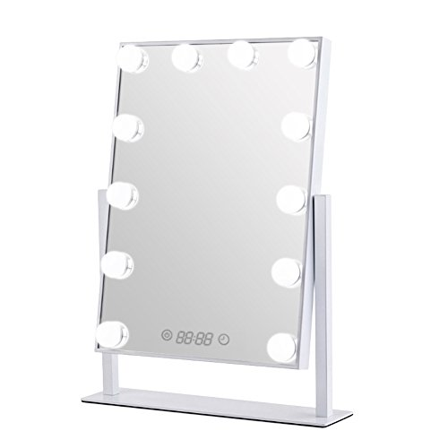 Geek-House Lighted Vanity Mirror Hollywood Style