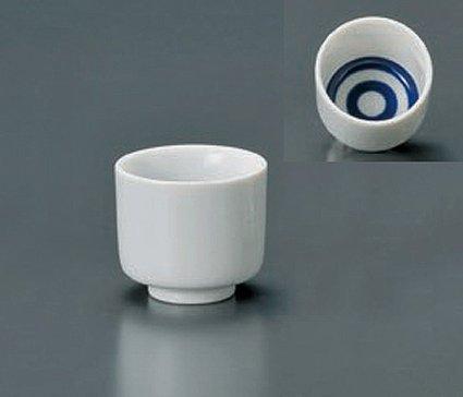 JANOME Jiki Japanese Porcelain Set of 2 Sake Cups watou.asia